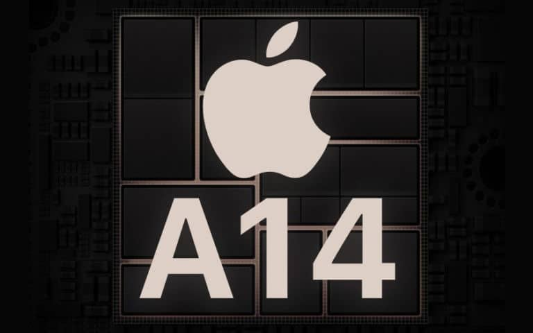 iPhone 12 soc A14
